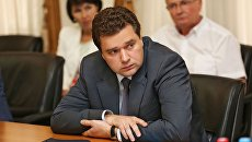 Генеральный директор ГУП РК Черноморнефтегаз Игорь Шабанов. Архивное фото