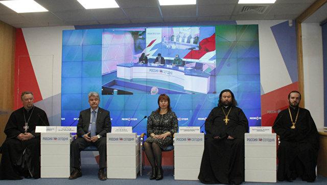 С.Цеков презентовал концепцию развития религиозного туризма вКрыму