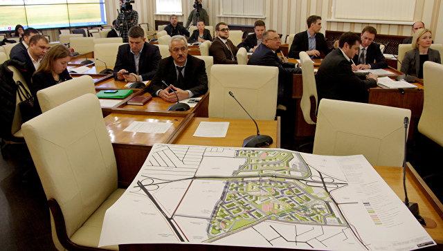 ВСимферополе планируют построить новый микрорайон для 21 тыс человек