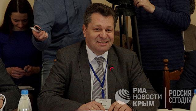 Депутат региона Оснабрюк, председатель фракции левых в парламенте города Квакенбрюка Андреас Маурер