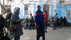 Суд обязал нелегалов из Камеруна и Бельгии покинуть Крым