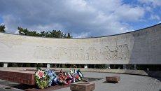 Мемориальный комплекс Холм Славы в честь Героев Гражданской и Великой Отечественной войн в Ялте