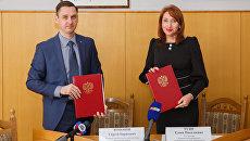 КФУ подписал соглашение о сотрудничестве с Министерством строительства РК