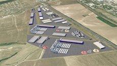 Инвестпроект Строительство завода по производству строительных материалов на территории индустриального парка Бахчисарай