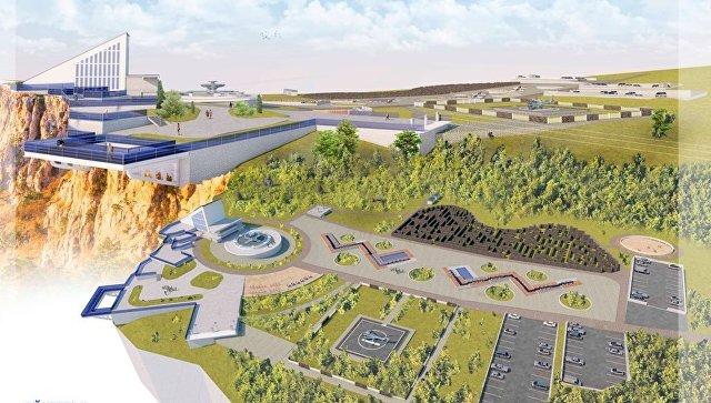 Проект реконструкции плато Ай-Петри