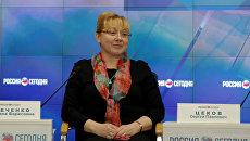 Депутат Государственной Думы РФ Светлана Савченко
