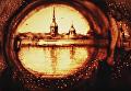 """Песочная анимация от Ксении Симоновой """"Петербург, мы с тобой"""""""