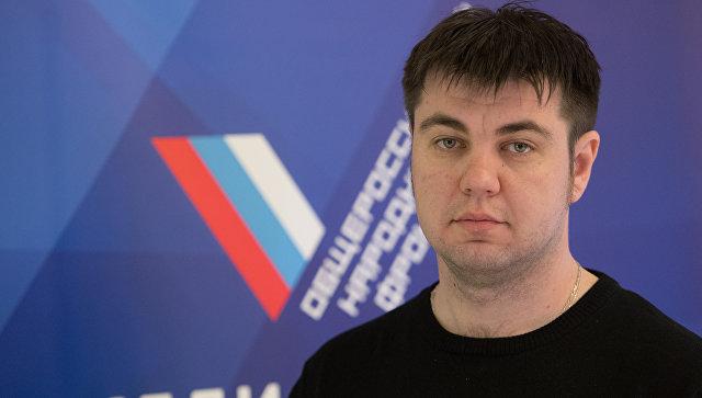 Корреспондент регионального подразделения МИА Россия сегодня в Симферополе Алексей Гончаров