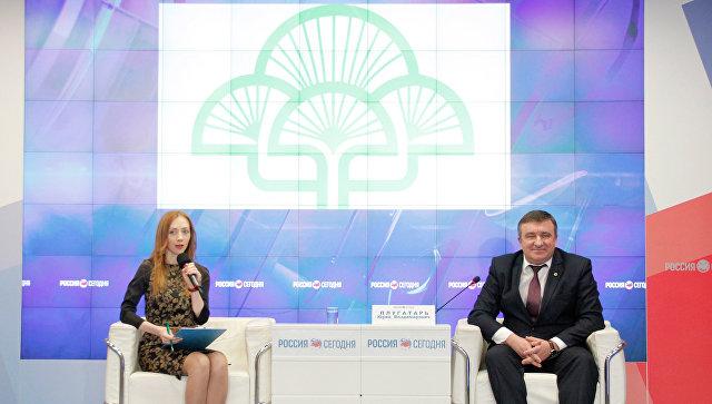 Пресс-конференция директора Никитского ботанического сада Юрия Плугатаря