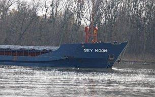 Украинские пограничники задержали заходившее в Крым судно