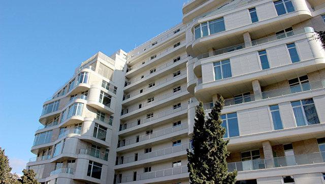 Самовольное строительство 16-ти этажного здания в Приморском парке Ялты