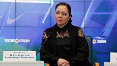 Председатель Ассоциации кулинаров Крыма и Севастополя Александра Птицына