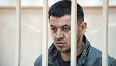 Подозреваемый в соучастии теракта в петербургском метро Содик Ортиков