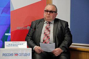 Директор Государственного академического музыкального театра Республики Крым Сергей Филиппов