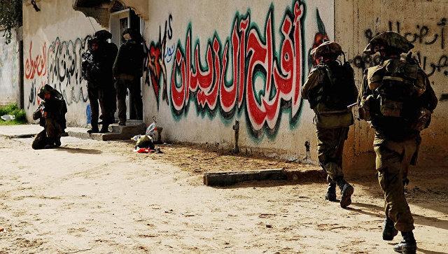 Израильские войска. Архивное фото