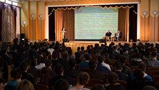 На военной кафедре КФУ стартовал конкурсный отбор