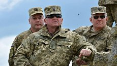 Начальник Генштаба Украины Виктор Муженко