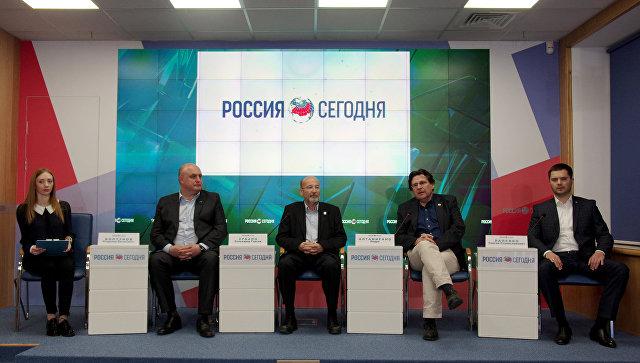 Пресс-конференция Крым - Андалузия: возможности взаимодействия регионов