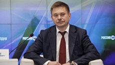 Заместитель министра промышленной политики Крыма Борис Кабаков