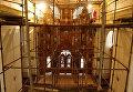 Роспись в Свято-Александро-Невского кафедрального собора в Симферополе