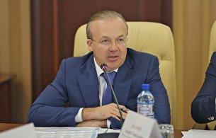 Сопредседатель общероссийской общественной организации Деловая Россия, председатель правления Фонда ЯМЭФ Андрей Назаров