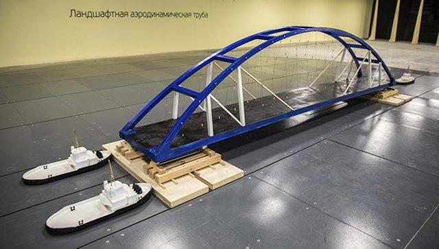 Ученые смоделировали транспортировку судоходных арок Крымского моста