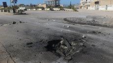 Ситуация в Идлибе, Сирия. 4 апреля 2017 года
