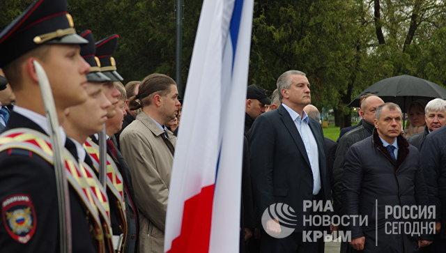 234 года назад Крым присоединился к РФ