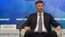 Председатель Государственного комитета по делам межнациональных отношений и депортированных граждан Заур Смирнов
