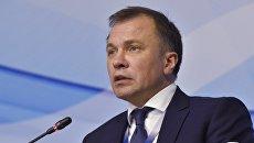 Министр экономического развития Республики Крым Андрей Мельников на Ялтинском международном экономическом форуме