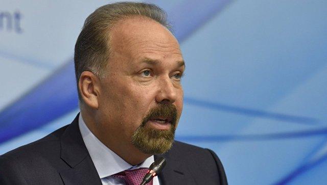 Министр строительства и жилищно-коммунального хозяйства РФ Михаил Мень на Ялтинском международном экономическом форуме