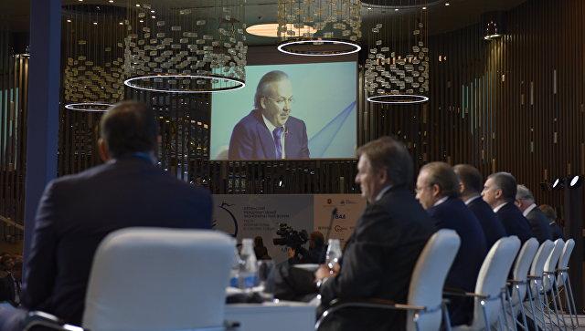 НаЯлтинском пленуме подписали соглашения на100 млрд руб.