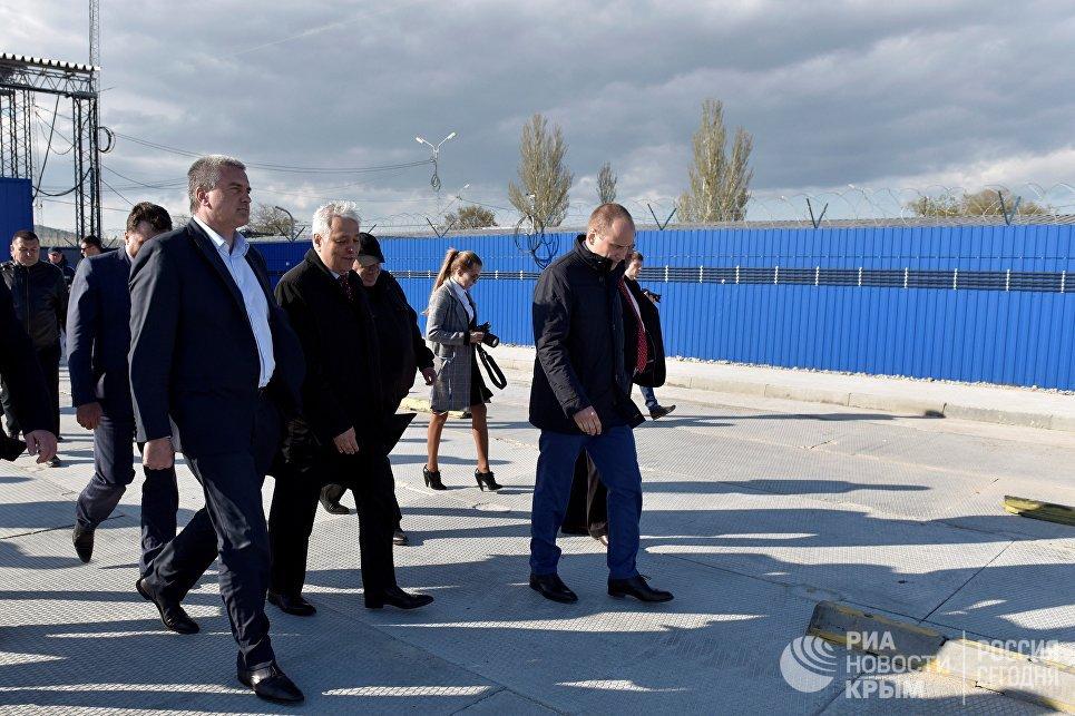 Сменился глава ООО«Морская дирекция»— предприятия-оператора Керченской переправы