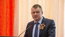 Глава администрации Керчи Сергей Бороздин