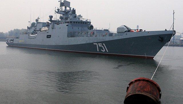 Сторожевой корабль Адмирал Эссен