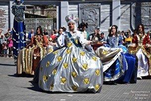 В Евпатории открылся курортный сезон