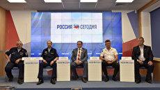Пресс-конференция Знамя Победы в наших сердцах