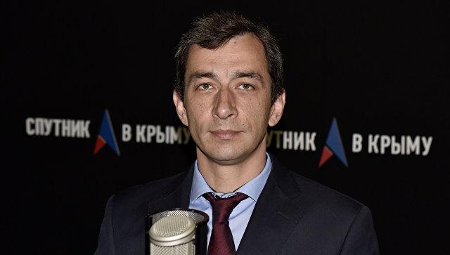 Руководитель Управления ФАС России по Республике Крым и Севастополю Тимофей Кураев