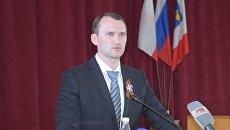 Заместитель главы администрации Симферополя по вопросам ЖКХ Кирилл Скороходов