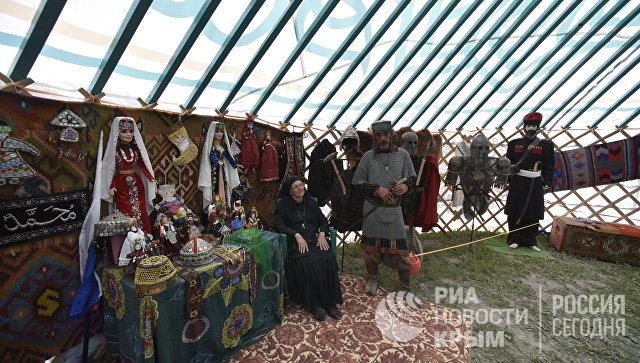 Крымско-татарский праздник Хыдырлез в Крыму