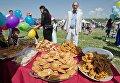 Празднование крымско-татарского праздника Хыдырлез в Крыму