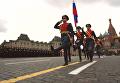 Парад на Красной площади: россияне отметили 72-летие Великой Победы