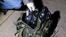 В Крыму задержали диверсантов. Май 2014 года