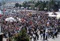 Празднование Дня Победы в Ялте
