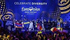 Первый полуфинал конкурса Евровидение-2017