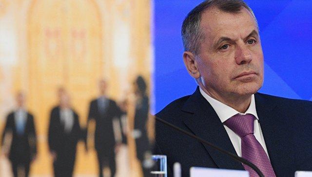 Спикер крымского парламента презентовал свою книгу особытиях «Крымской весны»