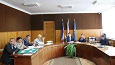 Заседание 72 внеочередной сессии Красноперекопского городского совета