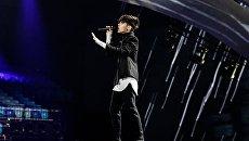 Участник Евровидения-2017 от Болгарии Кристиан Костов