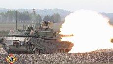 Скриншот видео  Strong Europe Tank Challenge: День V