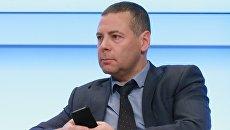 Заместитель министра связи и массовых коммуникаий РФ Михаил Евраев